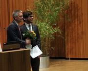 Daniel Frank erhält LEWA-Preis: Kaliumdünger aus Gülle