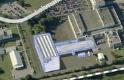 LTS errichtet ein neues Logistikzentrum:: Der Beton dient als Speicher
