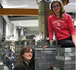 Dr. Rosanna Depalo und Dr. Francesca Cavanna