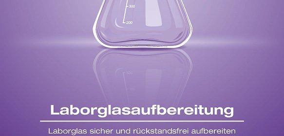 """Broschüre """"Laborglasaufbereitung"""""""