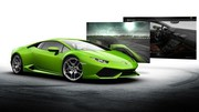 Web Car Configurator für Lamborghini Huracán: 3DXCITE gewinnt erneut Red Dot Communication Design Award