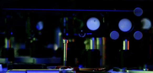 Laser-Filamente