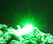 Laserstreuung