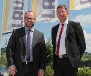 Neuer Geschäftsleiter Temperiergeräte: Dr. Ralf Hermann bei Lauda