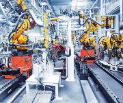 Leantechnik Automobilproduktion