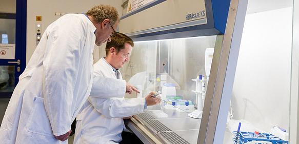 Antibiotika: Umweltverträglichere Wirkstoffe entwickelt
