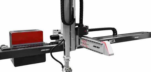 X-Design-Roboter, Wemo, SE-Värnamo