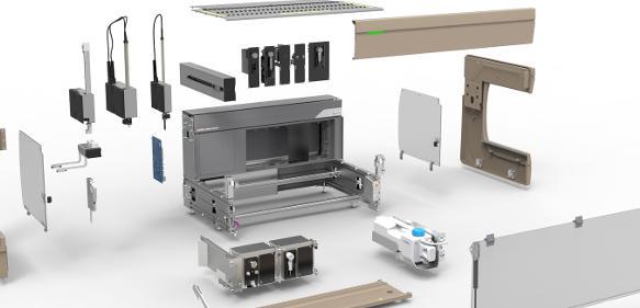Tecan hat mit Cavro® Omni Flex jetzt noch schnellere und einfachere Instrumente für hochmoderne Liquid-Handling-Anwendungen entwickelt.