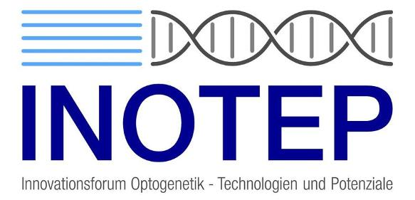 Logo des Innovationsforums Optogenetik