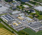 Werksgelände der Spier GmbH in Steinheim