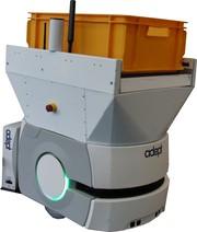Adept verbessert Roboter-Navigation: Die Lösung selbst finden