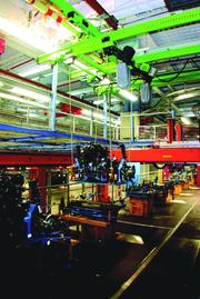 Montagetechnik: Heben im Dienste für Kleinwagen