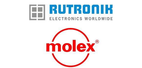 Verbindungstechnik, Antennen und HF-Lösungen: Rutronik und Molex: Distributionsvertrag für UK und Irland