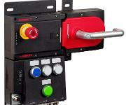 Sicherheitssystem mit Zuhaltung und Zuhaltungsüberwachung