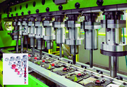 Fertigungstechnik und Werkzeugmaschinen (MW),: Große Serien