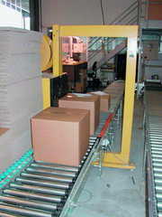 Handhabungstechnik (HB): Modulare Materialfluss-Technik
