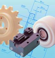 Zulieferteile aus technischen Kunststoffen: Technische Kunststoffe