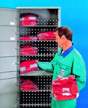 Verbindungstechnik  (VT): Ein Schrank als Ausgabestelle