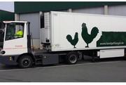 Distributionszugmaschine macht Tempo:: Umschlag vervielfacht