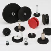 Magnetsysteme mit Gummimantel: Sicherer Halt ohne Schrammen und Kratzer