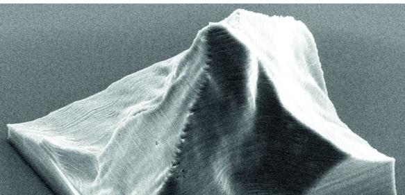 3D-Modell des Matterhorns