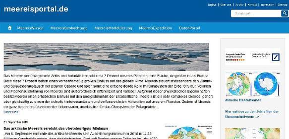meereisportal.de