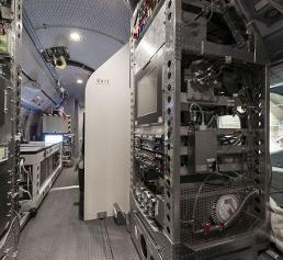 Innere von HALO