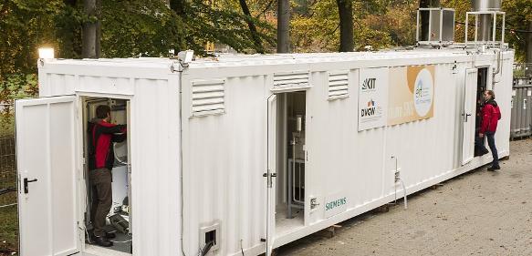 Methanisierung biogener Gase: Flexible Methan-Produktion aus Strom und Biomasse