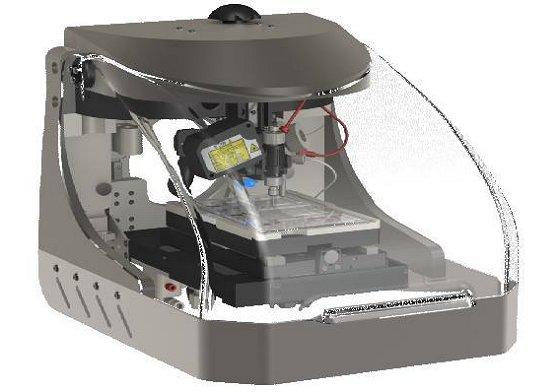 """Für die Massenspektrometrie: """"in-situ""""-Mikroextraktionstechnologie"""
