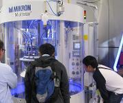 Mikron Multistar LX-24 auf der EMO