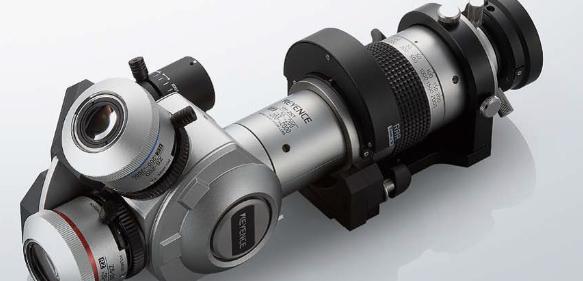 Keyence bringt ein neues Objektiv auf den deutschen Markt, welches vom makroskopischen Bereich bis in den Submikrometerbereich optisch auflösen kann.