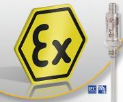 Miniatur-Widerstandsthermometer: Mit ATEX- und IECEx-Zulassung