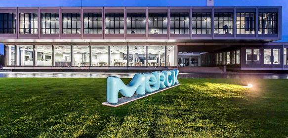 Merck-Innovation-Center in Darmstadt