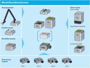 modulare Bauweise: Reine Luft, starke Leistung