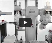 Video: Motoman dual arm robot in biomedical cell