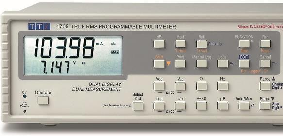 Tisch-Multimeter