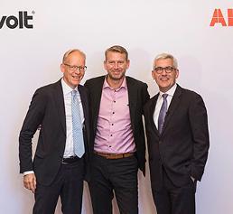 ABB und Northvolt schliessen Partnerschaft