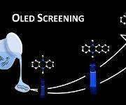 OLED-Leuchtstoffe