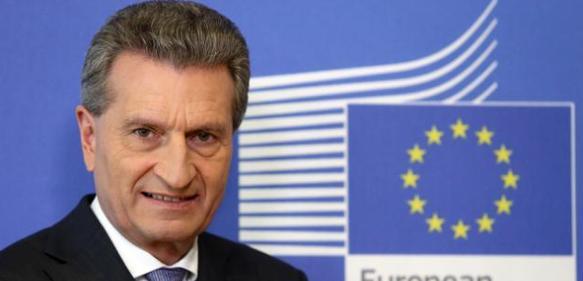 CeMAT 2018: Oettinger kommt