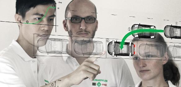Projekt Omnisteer soll Autos beweglicher machen