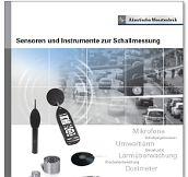 Sensoren und Instrumente zur Schallmessung