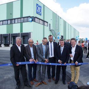 Logistikimmobilien: Neues Logistikzentrum von ZF Friedrichshafen eingeweiht