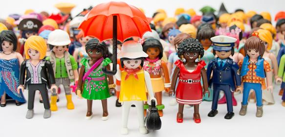 Playmobil Frauen