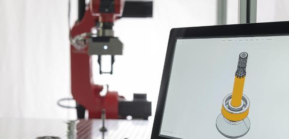 CAD-basierte Programmierumgebung