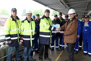 News: Westfalen AG für sicheres Arbeiten ausgezeichnet