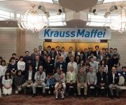 Das Team der KraussMaffei Reaktionstechnik
