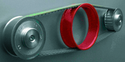 Roll-Ring für Synchronriemengetriebe: Spannende Rolle