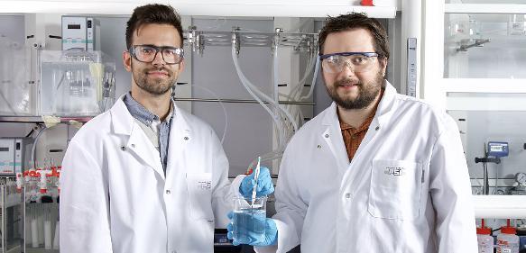 PSI-Forscher