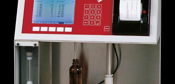 Partikelanalysesystem PAMAS SVSS