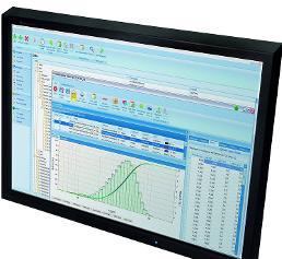 Partikelmess-Software